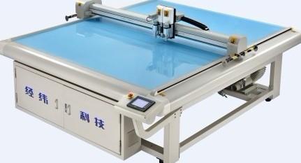 经纬切割机让蜂窝纸板切割不再困难