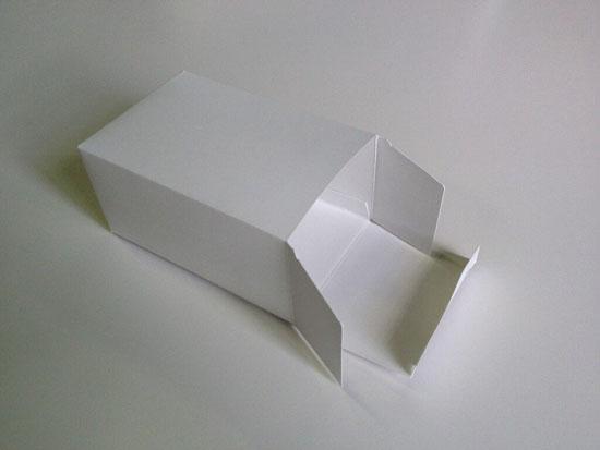纸盒大货车手工步骤图